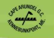 Cape Arundel Logo words